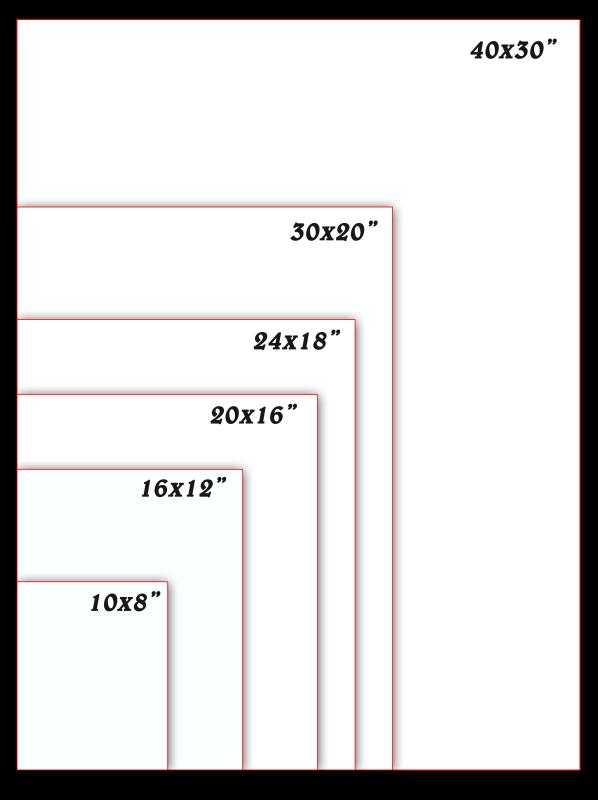 canvas size copy